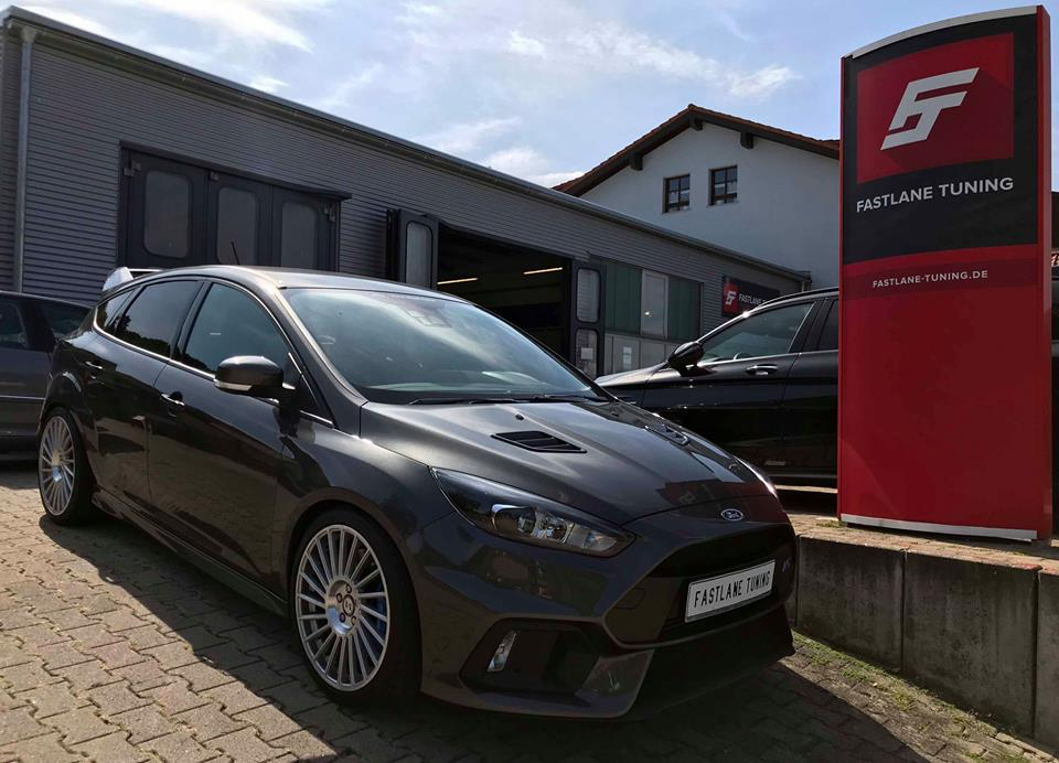 Ford  Focus RS fastlane Tuning