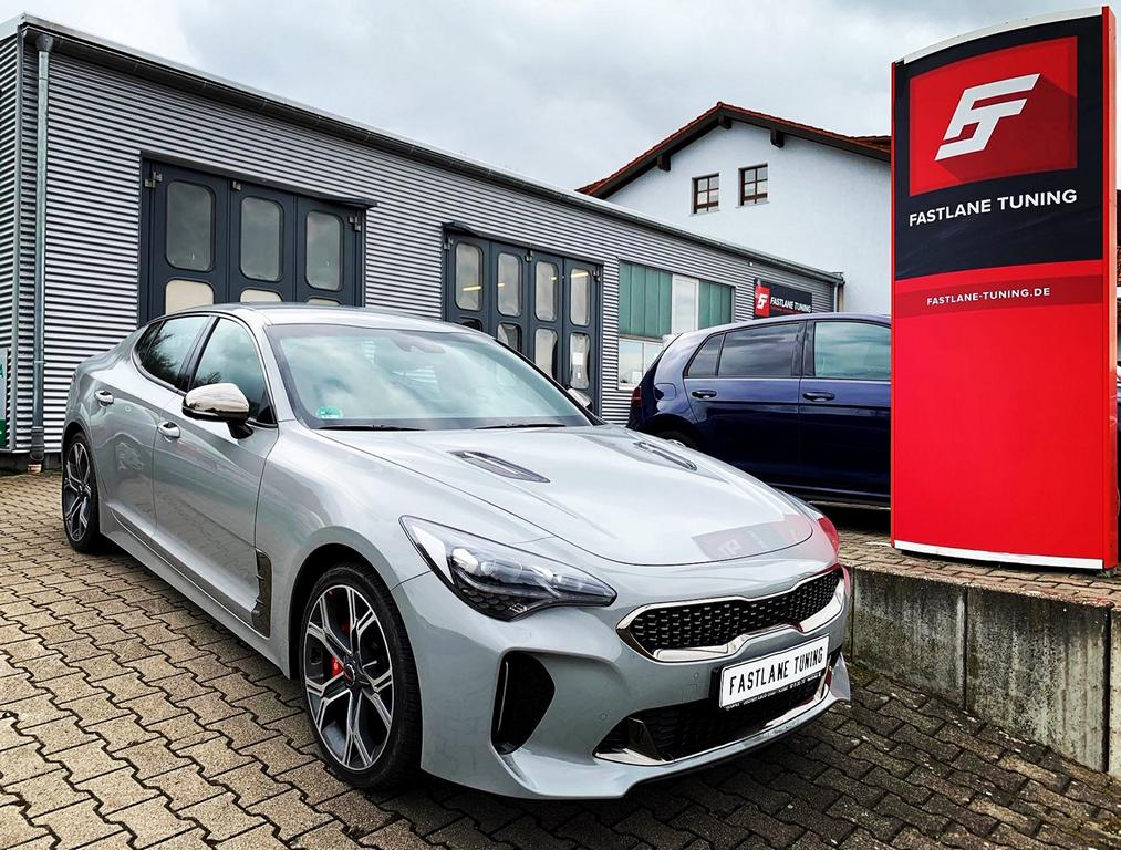 Kia Stinger Chiptuning