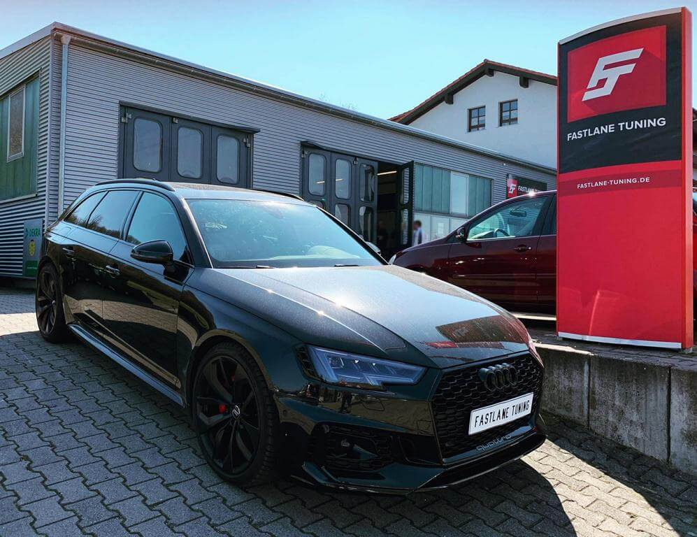 Audi RS4 / RS5 Chiptuning