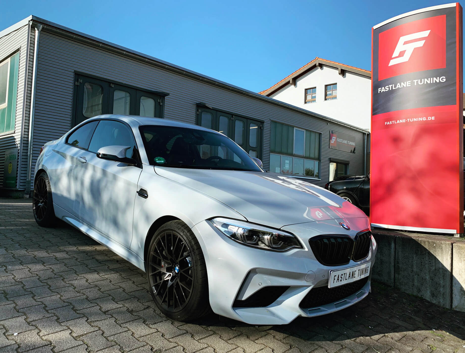 BMW M2 Competition Chiptuning