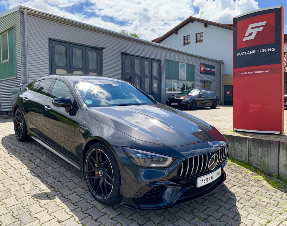 Mercedes AMG GT 63 Chiptuning
