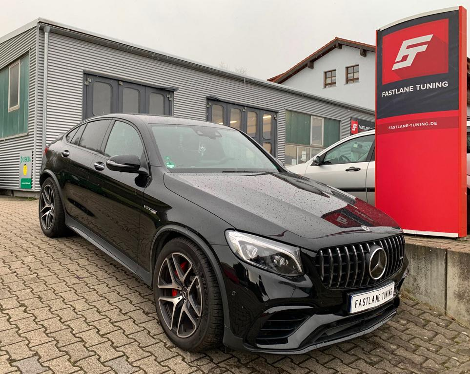 Chiptuning Mercedes AMG GLC 63